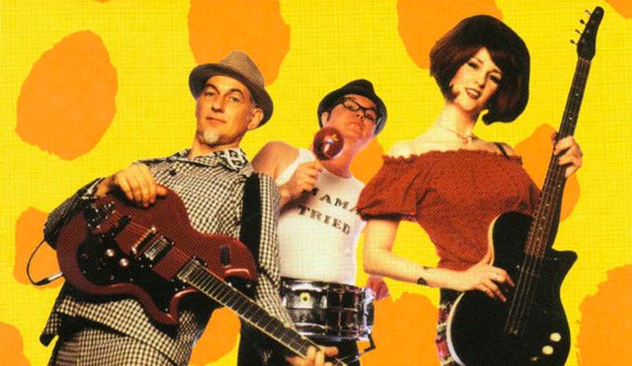 Tonk-a-billy chicken chuckers Southern Culture on the Skids bring the hoedown to Casbah Friday night!