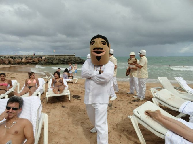 Puerto Rico Beach Christmas Festival