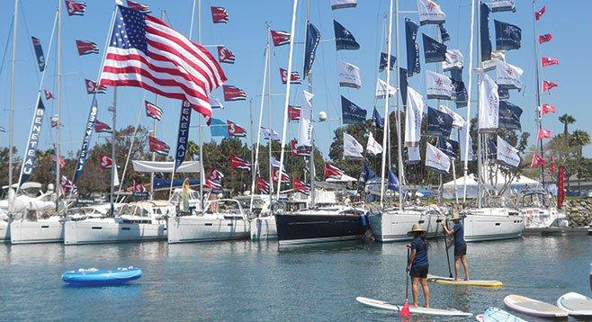 Thursday, June 19: San Diego Int'l Boat Show