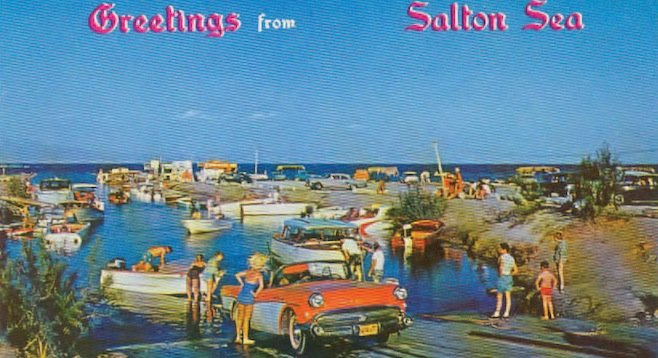With investments from Manchester and big government, the Salton Sea may realize a new economic heyday.