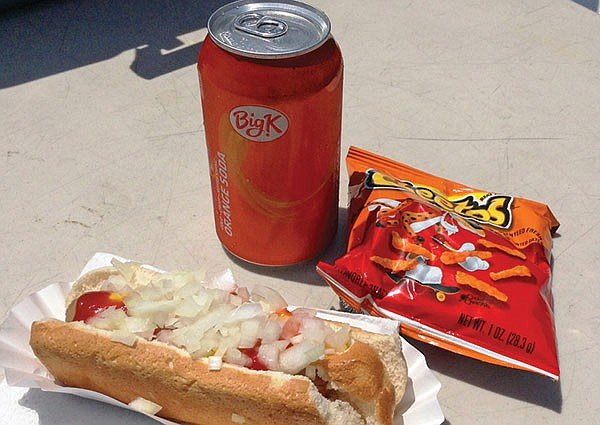 Hot Dogs And Holiness San Diego Reader