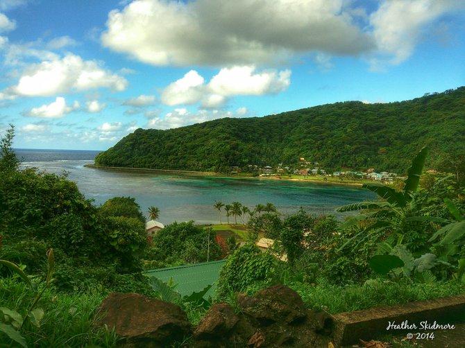 Faga'alu, American Samoa
