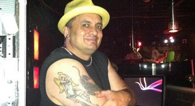 "Talent buyer/show promoter Nieto: ""This business is cutthroat."""