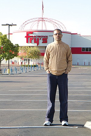A verbal dispute inside of Fry's Electronics led to Jeffrey Saikali being beaten in the parking lot across the street.