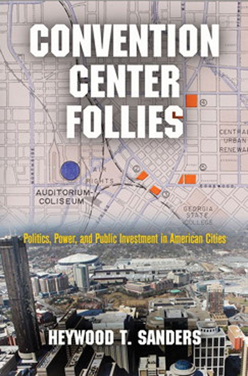 This book by author Heywood Sanders documents the financial and political insanity surrounding convention centers around the country.