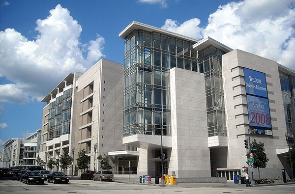 Washington DC's convention center lost $20.7 million in 2011.