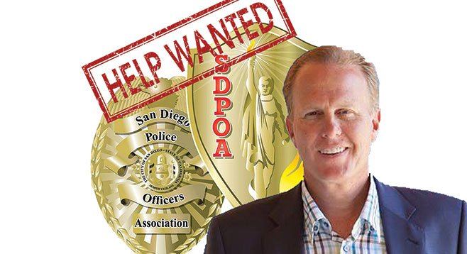 Mayor Faulconer needs a new citizen watchdog to keep an eye on police.