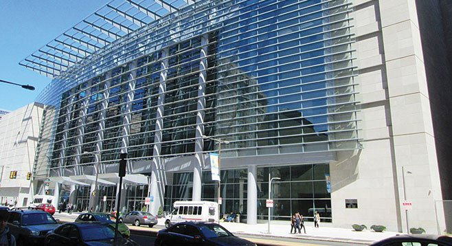 The Pennsylvania Convention Center in Philadelphia lost $18.1 million in 2011.