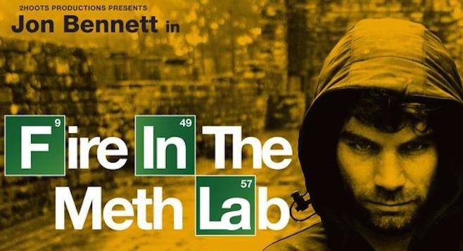 Fire in the Meth Lab