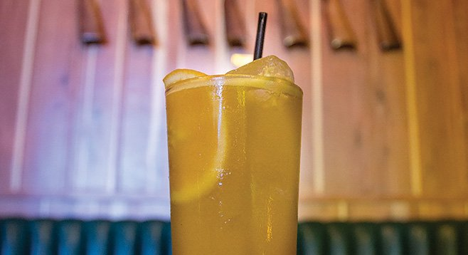 Hardly Wallbanger at Sycamore Den