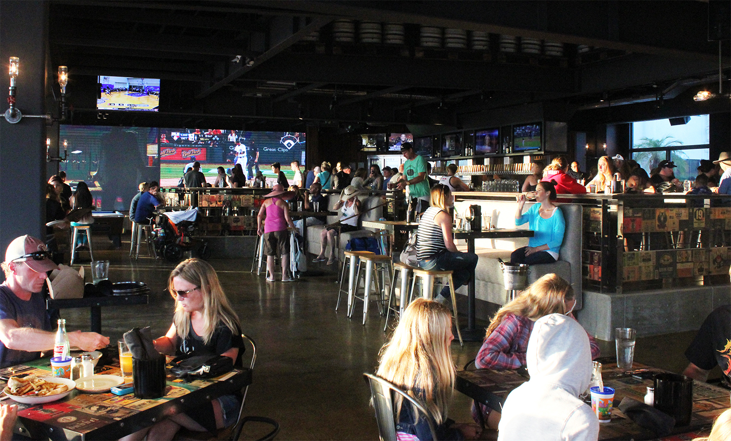 What S On Draft At Belmont Park San Diego Reader