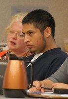 Arturo Salazar at a previous hearing.