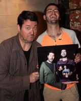 Andy Boyd and Doug Benson