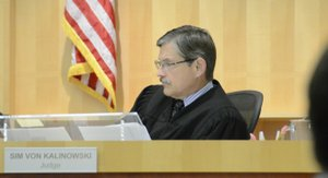 Judge von Kalinowski