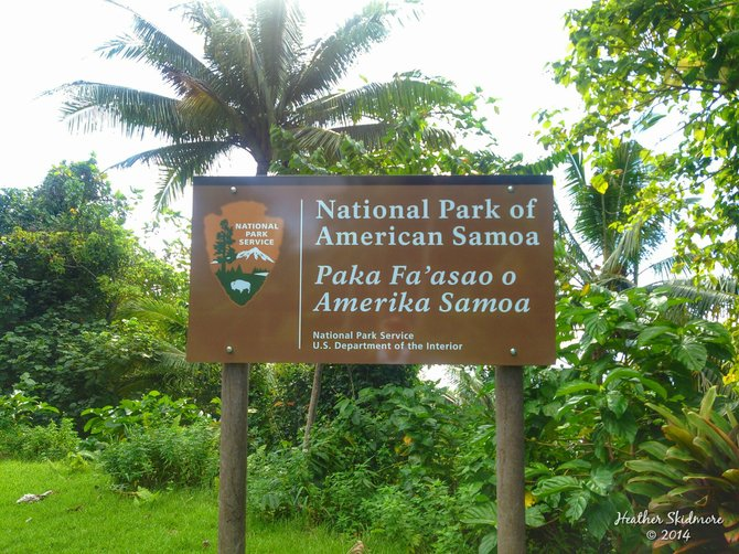 National Park, American Samoa
