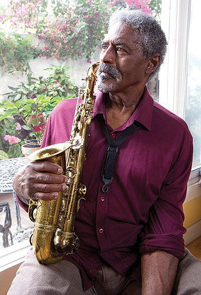Charles McPherson is now the ranking bebop alto sax player in modern mainstream jazz.