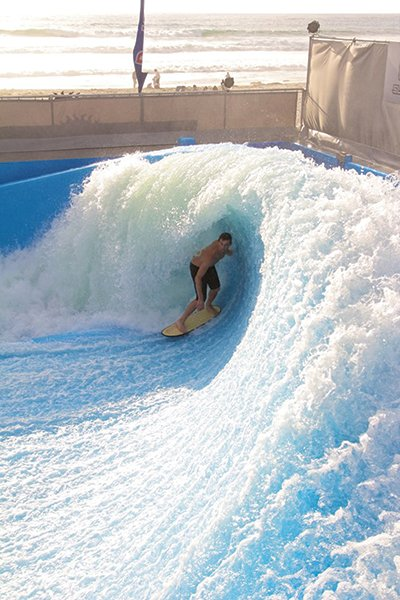 Belmont Park Wave House
