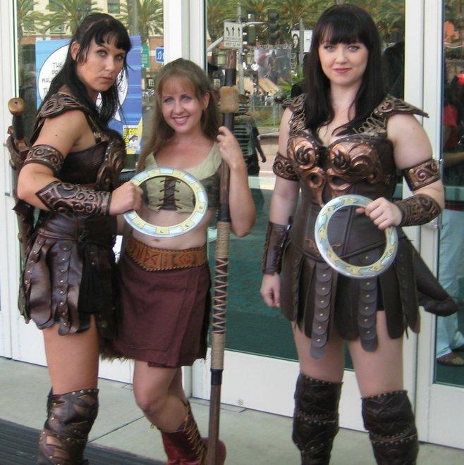 Comic-Con 2014: Xena, ...