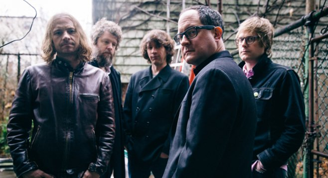 Back on the road, the Hold Steady's deathtrap days are behind them.