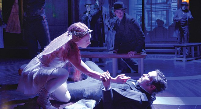 The Ether Dome takes on the complex subject of medical discovery — to numbing effect.