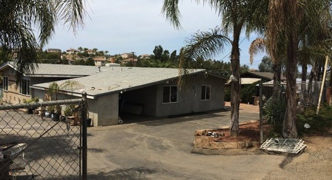 Homes would have to be razed for a half-mile section of road in Oceanside