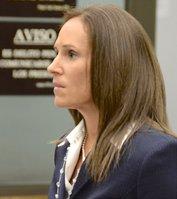Prosecutor Tracy Prior