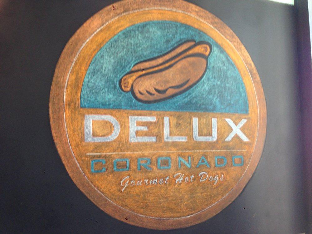 Delux chalk art.