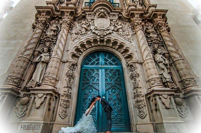 Museum of Man Blue Entry Doors (Balboa Park) - Great place to take wedding & Museum of Man Blue Entry Doors (Balboa Park) - Great place to take ...