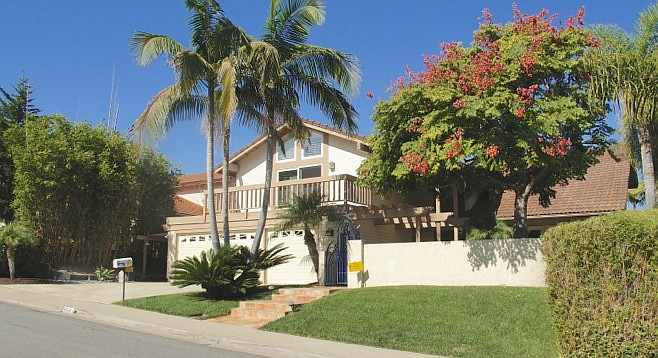 The body of Sherry Chang was found in her Solana Beach home.