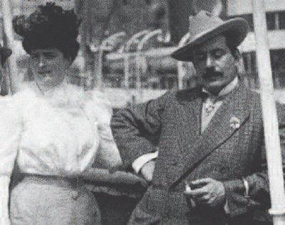 Elvira Bonturi and Puccini.