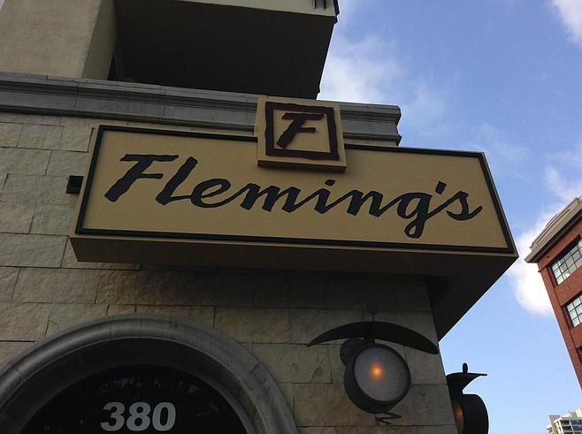 Fleming's on K