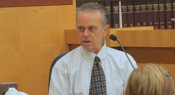 Greg Foley took the witness box on August 4, 2014.