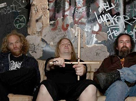 Thrash-metal vets Corrosion of Conformity hit Brick by Brick behind IX Tuesday night!