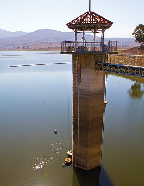 "Sweetwater and Loveland reservoirs ""are at minimum pool. We can't take any water out of them."" It's hands-off — ""emergency storage only."""