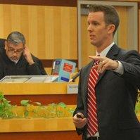 Prosecutor Ryan Saunders