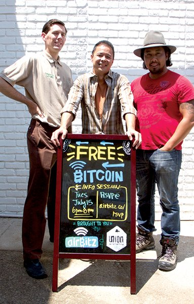 Some Bitcoin miners dress like miners.