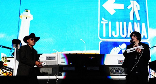 Latin EDM duo Bostich & Fussible will drop the ampersand after the release of their trilogy topper, Motel Baja.