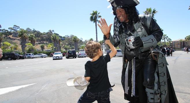 Raider Nation Invades Mission Valley San Diego Reader