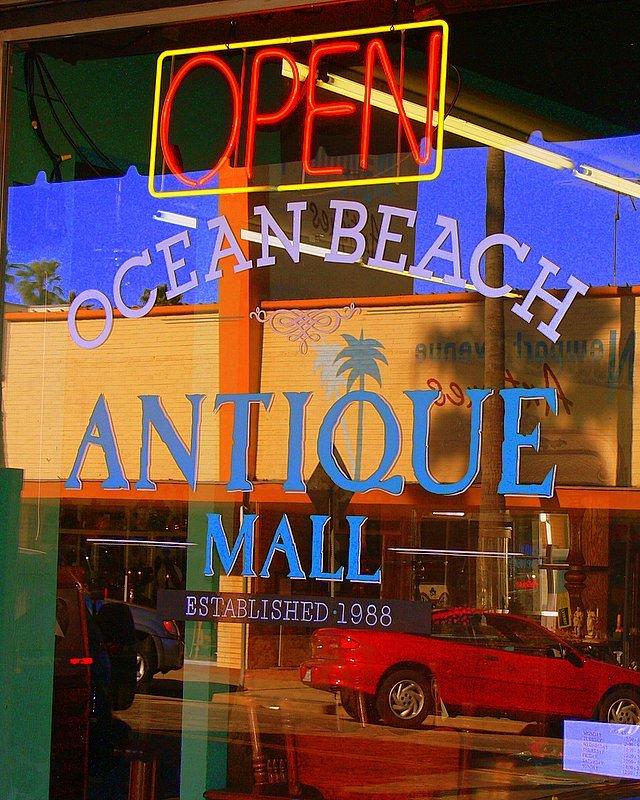 OB Antique mall - Ocean Beach 92107
