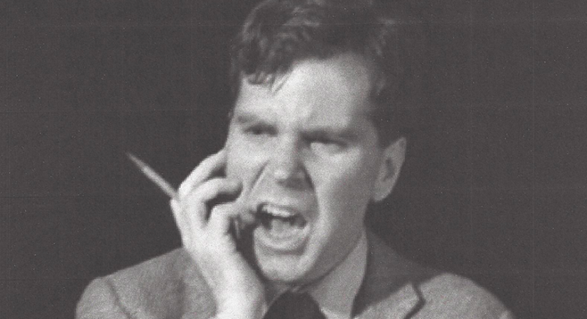 Gunderson playing Joey in Butley - Arts Club Theatre, New York, 1986.