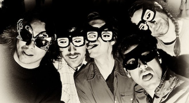 Garage-punk earthquake Hot Snakes take the stage at the all-ages Irenic Wednesday!