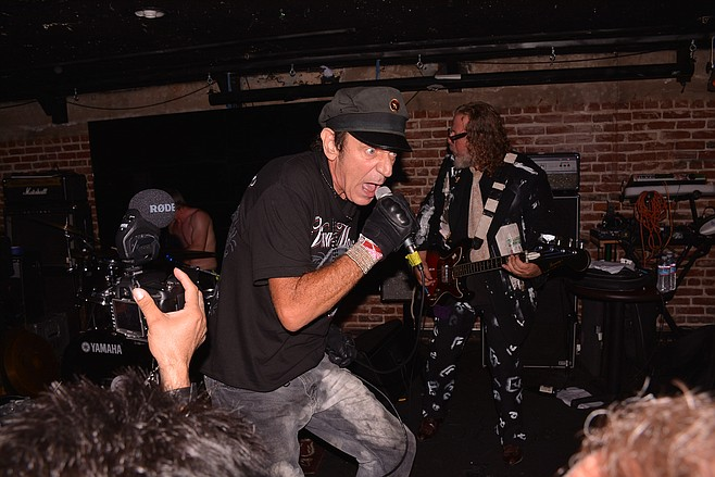 L.A. first-wave punks the Weirdos take the stage at Casbah Sunday night!