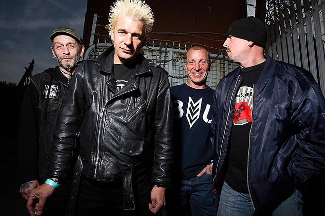 Brit punks GBH will rage on the Casbah stage Tuesday night!