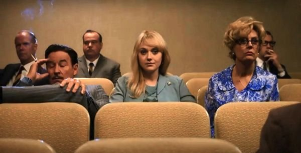 Kevin Kline, Dakota Fanning, and Susan Sarandon