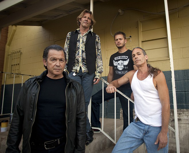One of the sets to catch at this weekend's Blues Fest would be Tommy Castro & the Painkillers. Sunday at 5:30, they'll cure what ails you.
