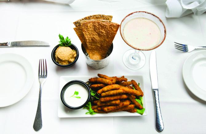 The Prado Restaurant - Image by @ReaderAndy
