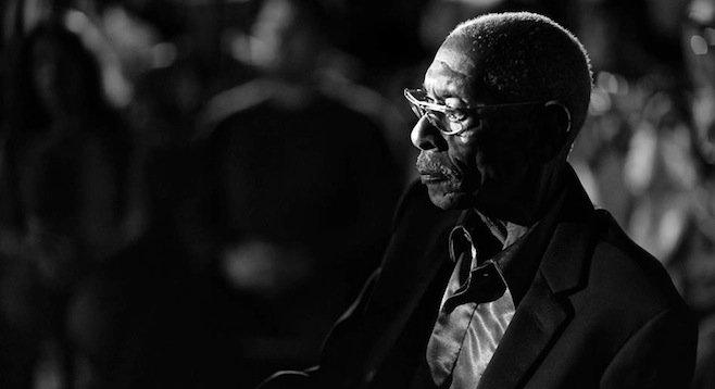 Daniel Jackson (1937–2014) - Image by Y.C. Wong