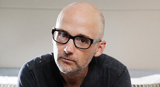 "Moby: ""I'm sort of blissfully ignorant of where music comes from."""