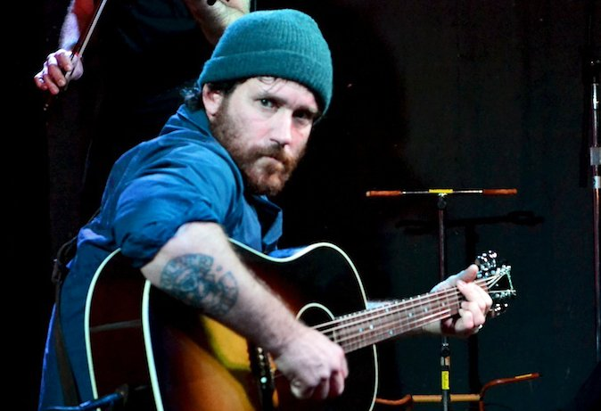 Hot Water Music main man Chuck Ragan rolls solo into Casbah Monday night.