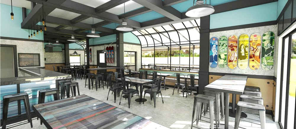Upcoming Inland Tavern in San Marcos